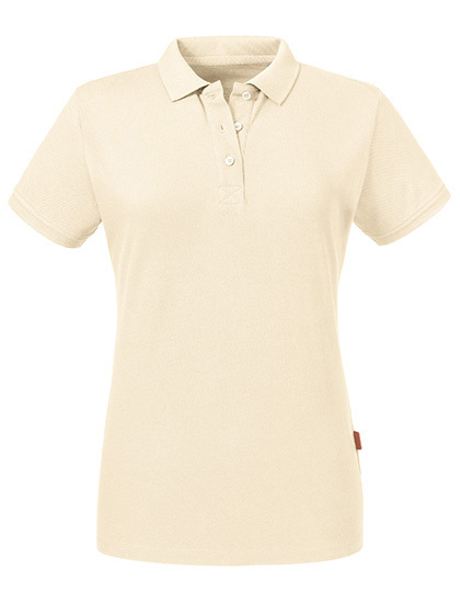 Russell Pure Organic Ladies´ Pure Organic Polo