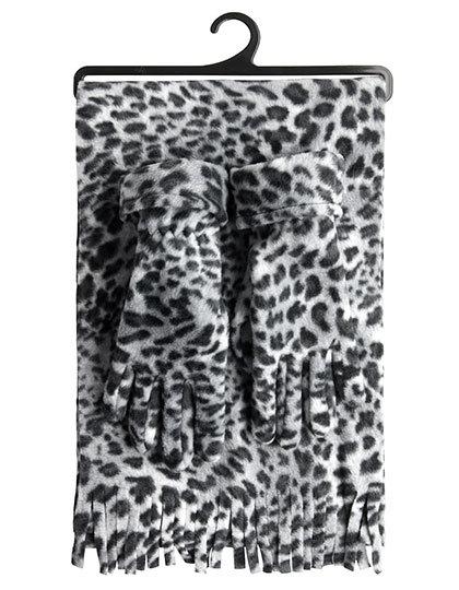 RC366 Result Winter Essentials Snow Leopard Set