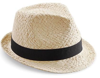 CB720 Beechfield Festival Trilby Kopfbedeckungen im Sommer