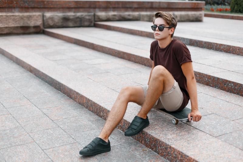Outfit-Regeln fuer kurze Hosen Kurze Hosen fuer Herren