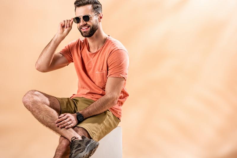 Shorts fuer Maenner Designs
