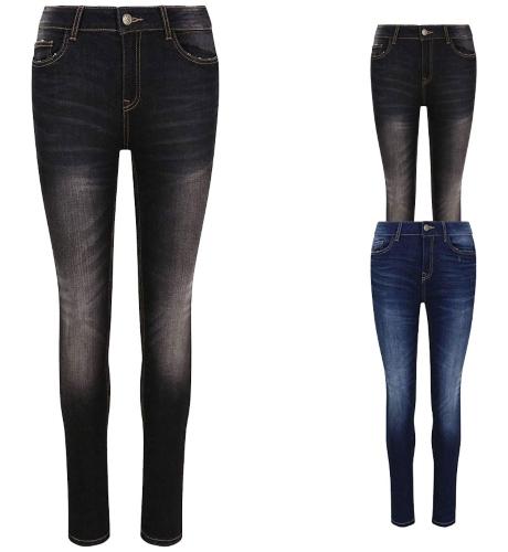 So Denim Sophia Fashion Jean Skater Girl Style