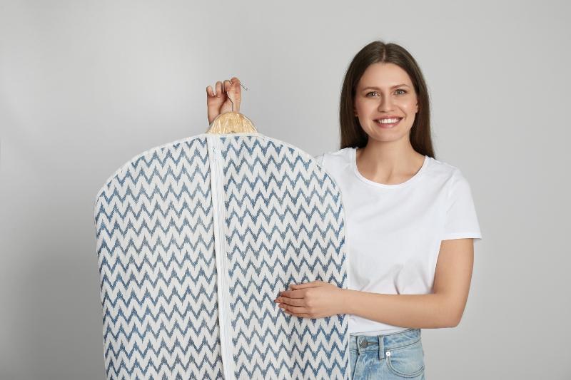 Welche Form soll die Kleiderschutzhuelle haben