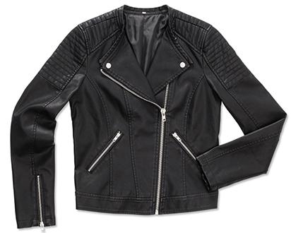 S5350 Stedman® Active Biker Jacket for women -verspielte Mode