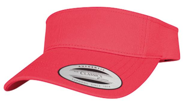 FX8888 FLEXFIT Curved Visor Cap