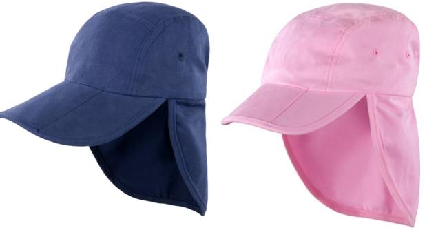 RH76 Result Headwear Fold Up Legionnaires Cap