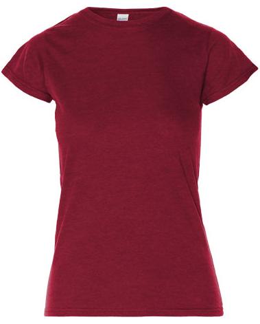 G64000L Gildan Softstyle® Ladies´ T- Shirt T-Shirt kaufen