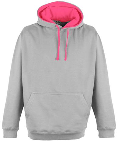 JH013 Just Hoods Superbright Hoodie Trekkingbekleidung