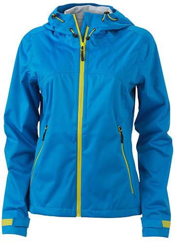 JN1097 James+Nicholson Ladies` Outdoor Jacket Trekkingbekleidung