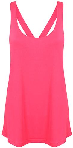 SF241 SF Women Women`s Fashion Workout Vest