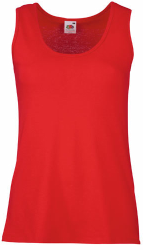 Fruit of the Loom New Lady-Fit Valueweight Vest