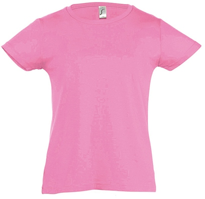 SOL´S Kids T-Shirt Girlie Cherry