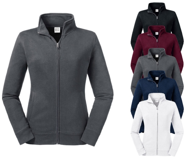 Z267F Russell Ladies´ Authentic Sweat Jacket