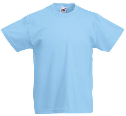 Fruit of the Loom Kids Valueweight T