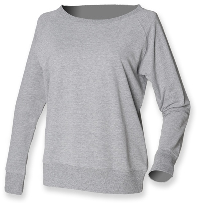 SF513 SF Women Ladies Slounge Sweat