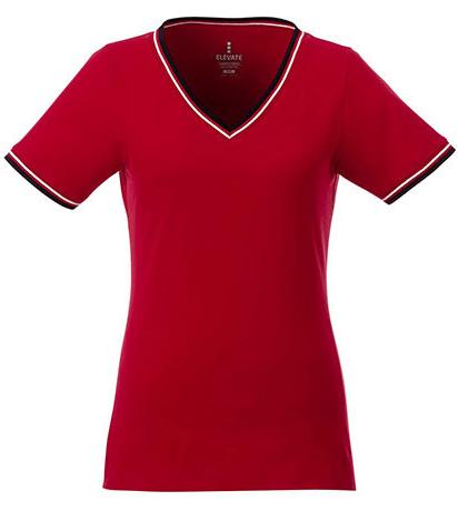 Elevate Elbert Piqué Ladies T-Shirt