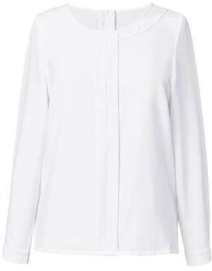 Brook Taverner Women`s Riola Long Sleeve - Weiß kombinieren