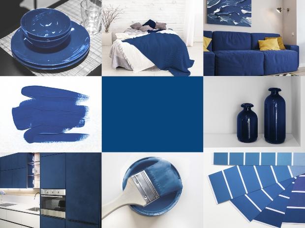 Classic Blue - 2020 die Pantone Farbe des Jahres - diverse Produkte in dieser Farbe - Winterfarben 2020/21