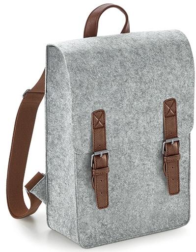 BG735 BagBase Premium Felt Backpack