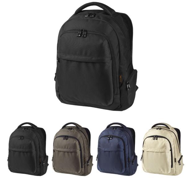 HF7798 Halfar Notebook Backpack Mission