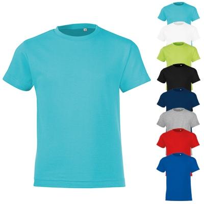 L149K SOL´S Kids Round Collar T-Shirt Regent Fit