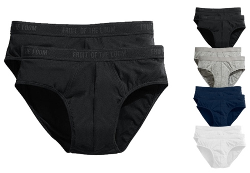 F991 Fruit of the Loom Underwear Classic Sport 2er Pack
