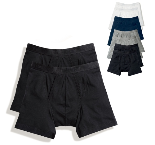 F993 Fruit of the Loom Underwear Classic Boxer 2er Pack
