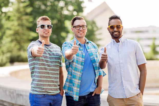 3-junge-Männer