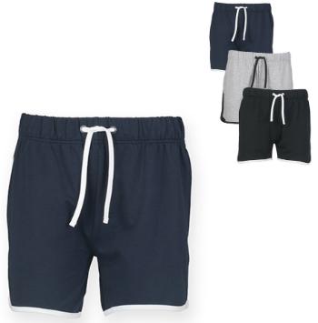 SFM69 SF Men Mens Retro Shorts