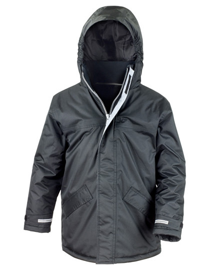RT207Y Result Core Youth Winter Parka
