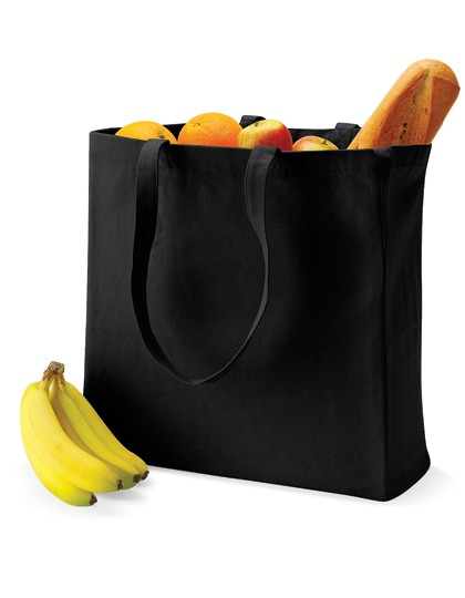 QD23 Quadra Canvas Classic Shopper