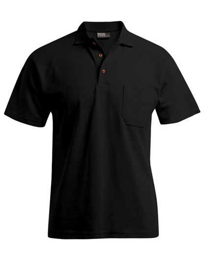 E4100 Promodoro Men´s Heavy Polo Pocket