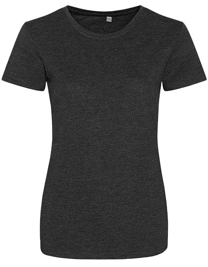 JT001F Just Ts & Polos Girlie Tri-Blend T