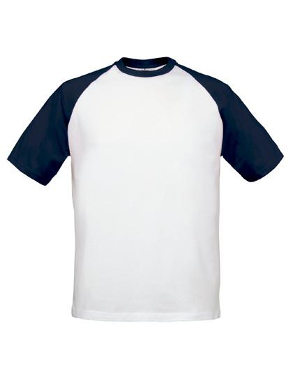 BCTU020 B&C T-Shirt Base-Ball