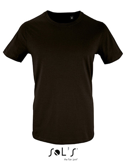 L02076 SOL´S Mens Short Sleeve T-Shirt Milo