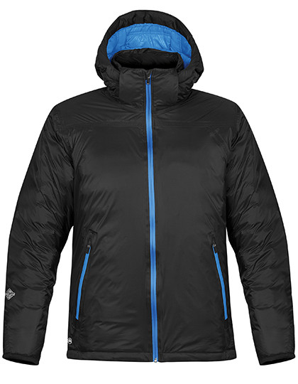 ST78 Stormtech Mens Black Ice- Thermal Jacket