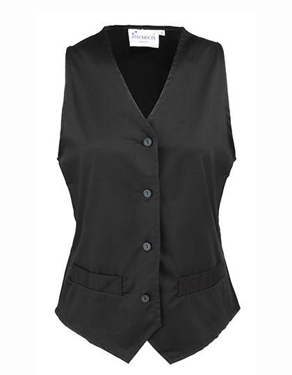 PW621 Premier Workwear Damen Gastro Weste