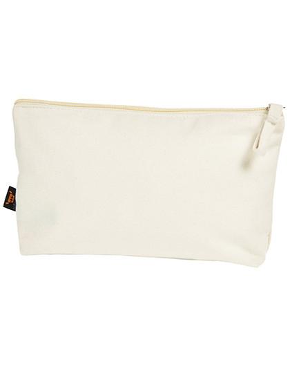 HF4012 Halfar Zipper Bag Organic M