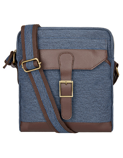 BS16476 bags2GO Small Messenger Bag - Oxford Street