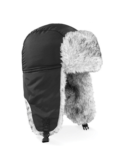 CB345 Beechfield Sherpa Hat