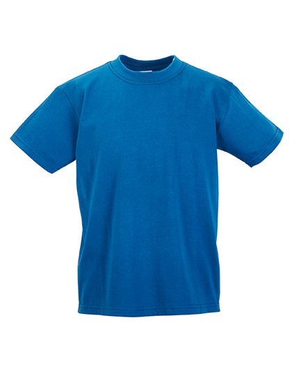 Z180K Russell Kids Silver Label T-Shirt