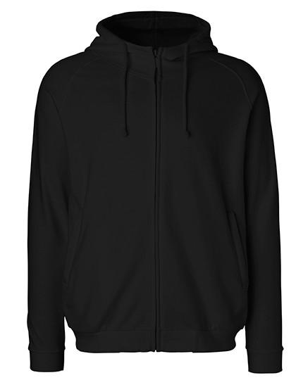 NE63401 Neutral Unisex Hoodie with Hidden Zip