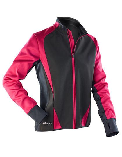 RT256F SPIRO Ladies Freedom Softshell Jacket
