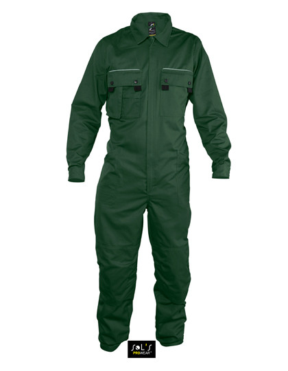 LP80302 SOL´S ProWear Workwear Overall Solstice Pro