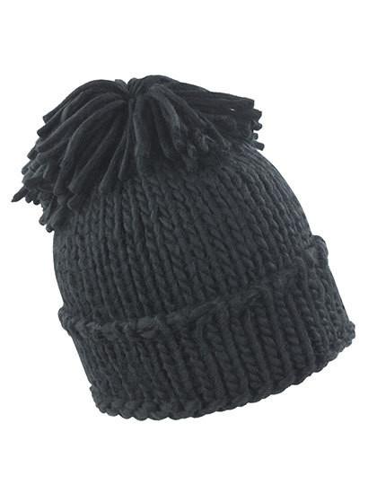RC355 Result Winter Essentials Spider Pom Pom Hat