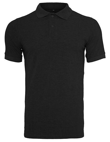 BY008 Build Your Brand Polo Piqué Shirt
