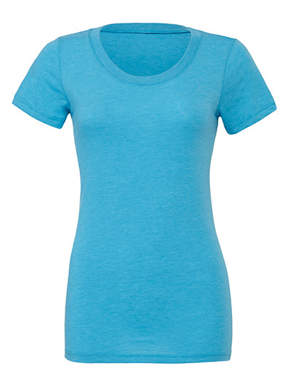 BL8413 Bella Triblend Crew Neck T-Shirt Woman