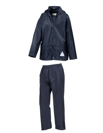 RT95J Result Junior Jacket & Trouser Set