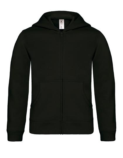 BCWK682 B&C Hooded Full Zip Sweat / Kids