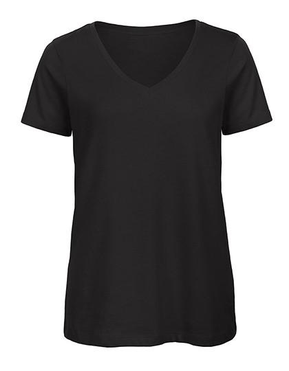 BCTW045 B&C V-Neck T-Shirt /Women
